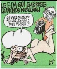 Charlie Hebdo film anti-islam